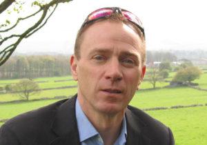 Headshot of Professor David Beerling